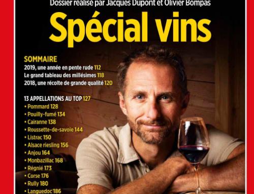Coup de cœur pour Loïc Massart, vigneron